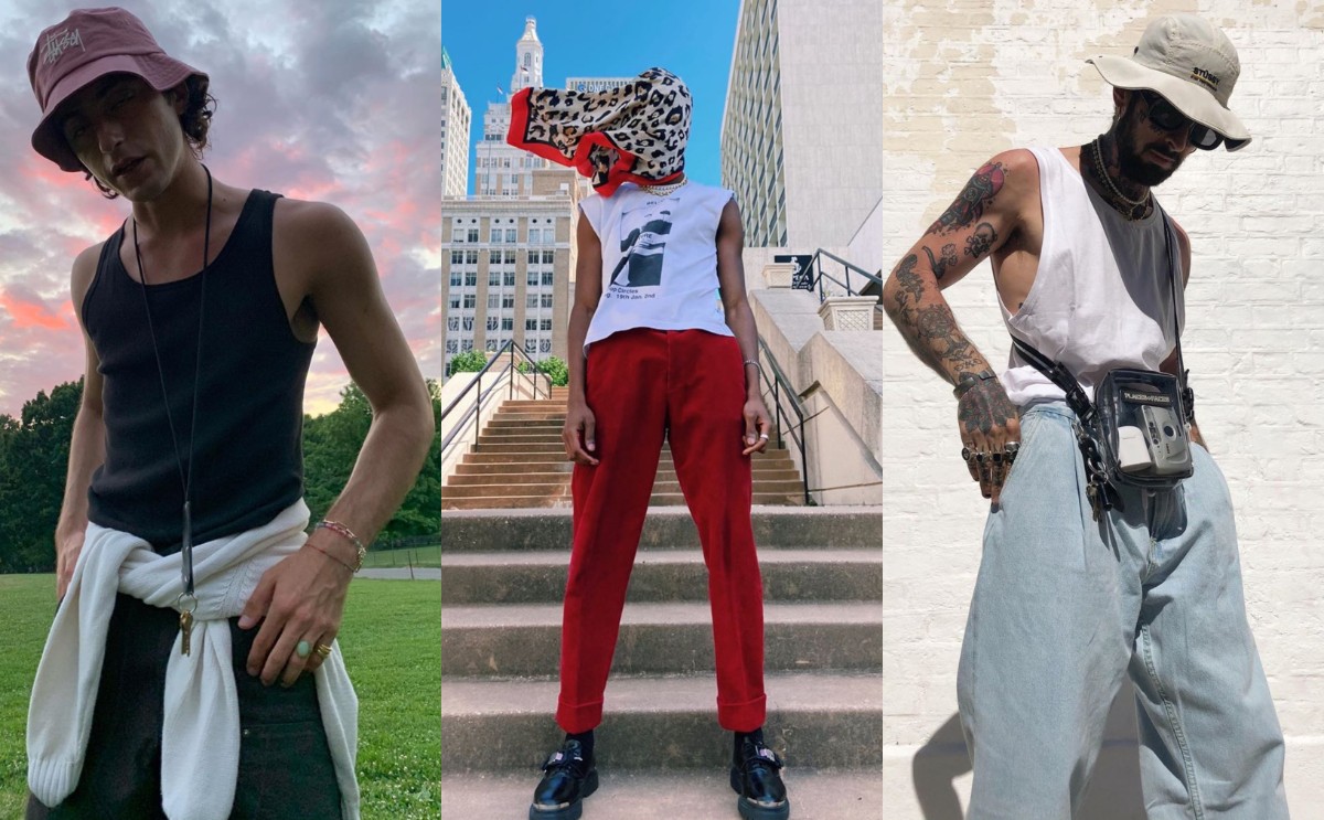PAUSE Highlights: Incorporating Tank Tops into Your Wardrobe