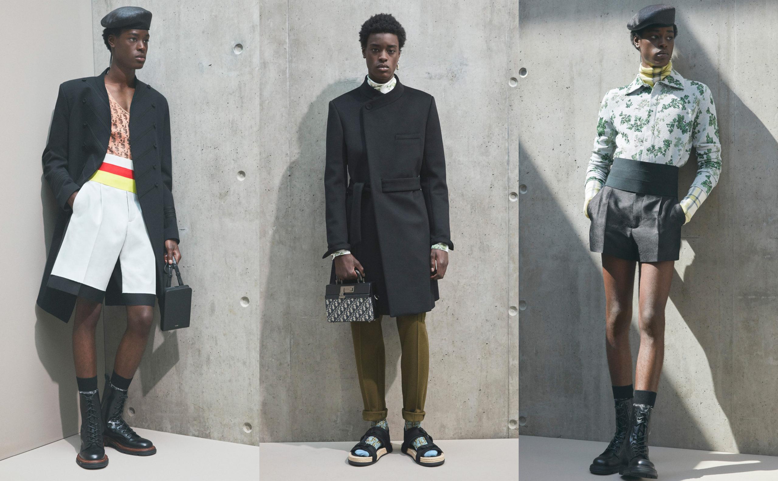 PFW: Dior Taps Artist Amoako Boafo for S/S'21