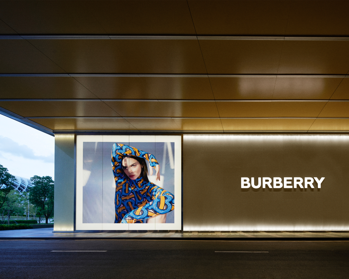 Burberry Opens The First Social Retail Store in Luxury Fashion