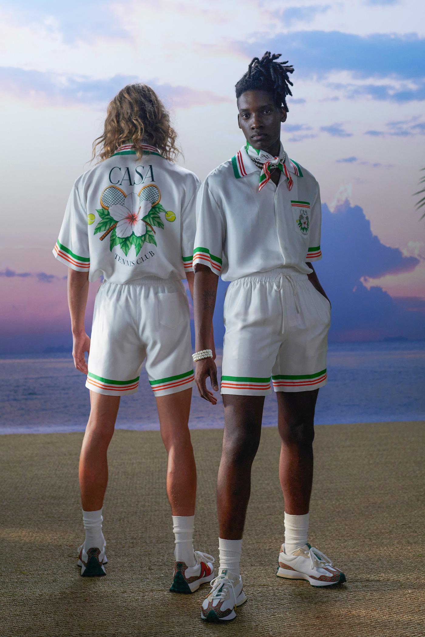 PFW: Casablanca SS21 Collection & Interview