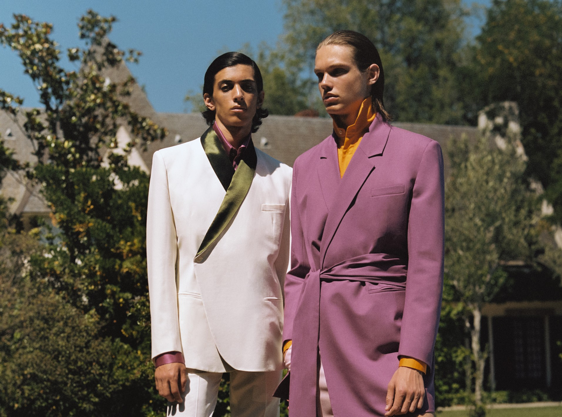 PFW: Mans Latest Collection is an Exercise in Decadence