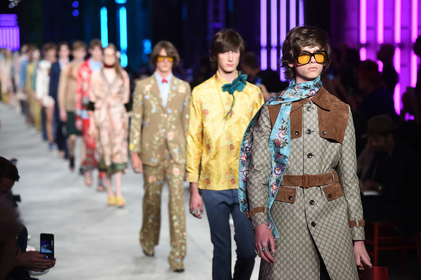 Gucci will Present its Epilogue Collection during 12-Hour Live Stream