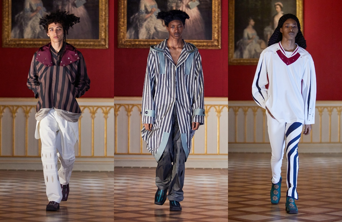 PFW: Kiko Kostadinov Spring/Summer 2021 Collection