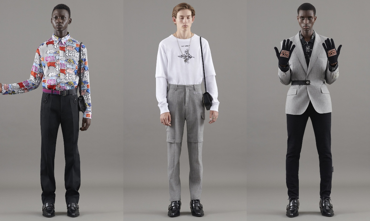 PFW: OFF-WHITE Resort 2021 Menswear Collection