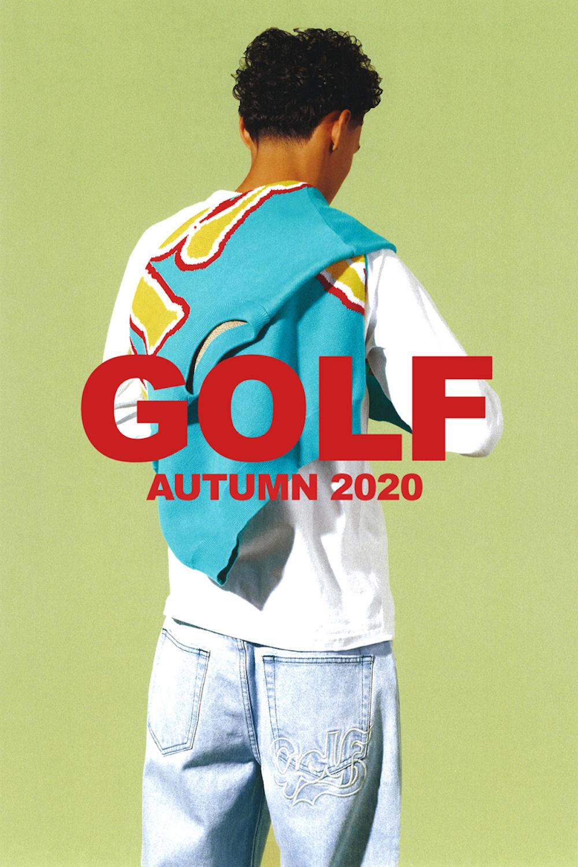 Tyler, The Creator's GOLF WANG Drop Autumn/Winter 2020 Lookbook