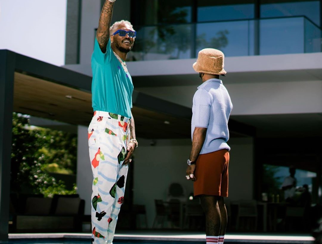 SPOTTED: Future and Lil Uzi Vert Rocking Marni