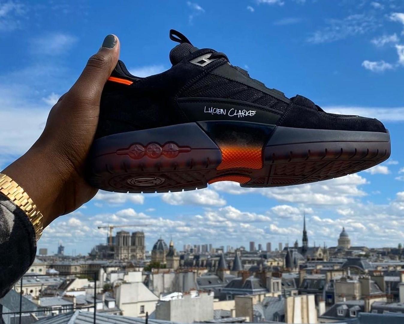 Louis Vuitton Announce Signature Skate Shoe with Lucien Clarke