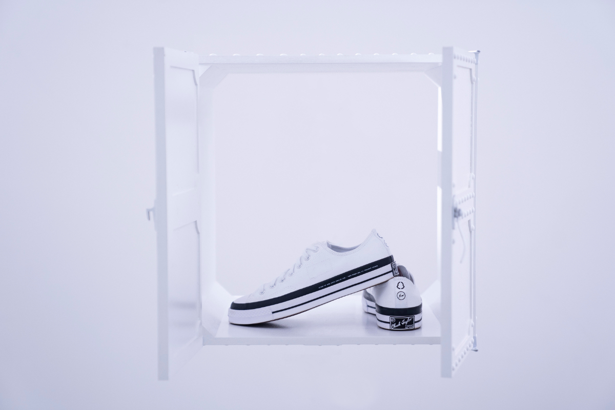 7 Moncler Fragment Channel Lux Minimalism For Converse Chuck 70 Collab