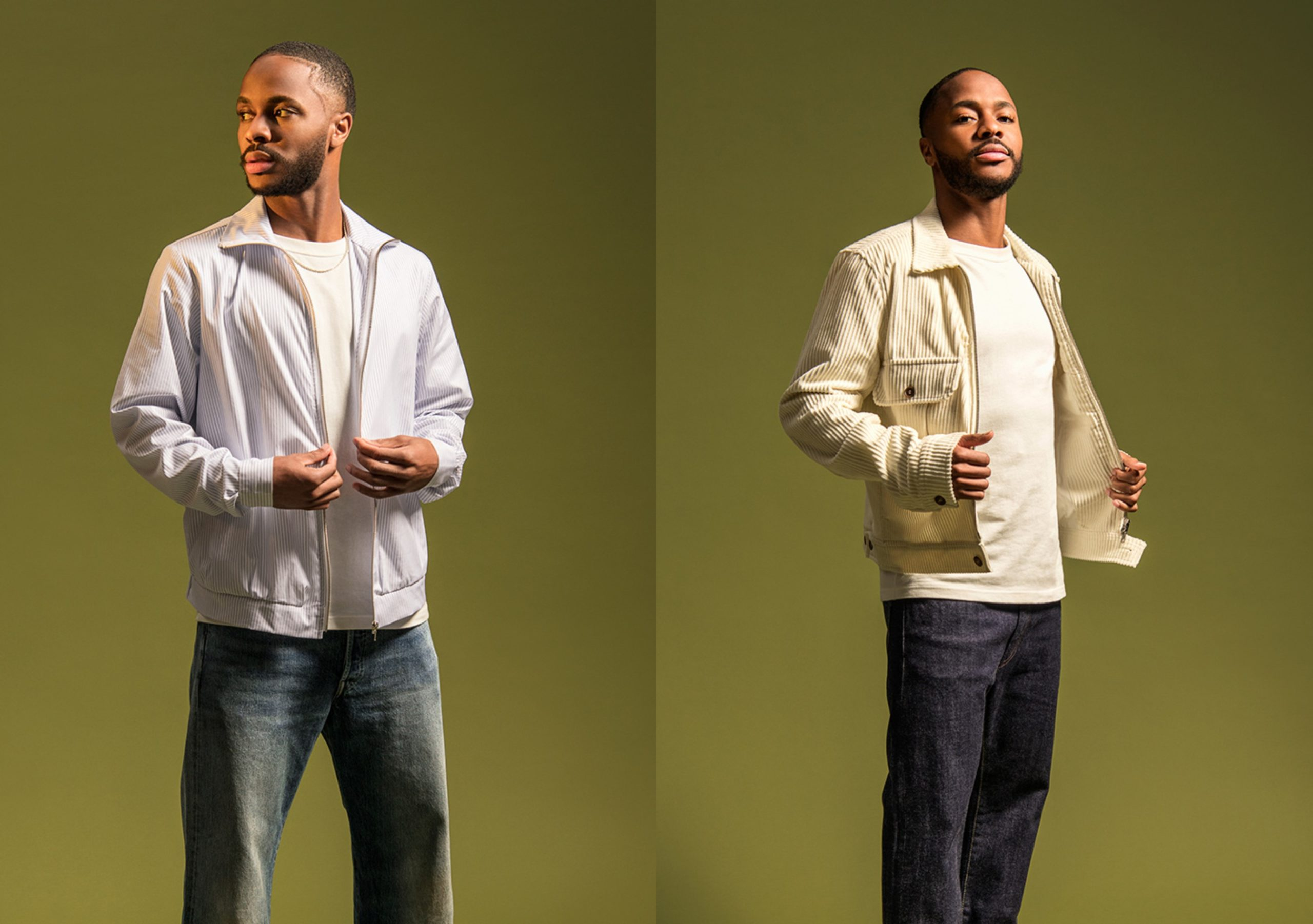 Raheem Sterling fronts BAPE and Clarks Originals Latest Campaign