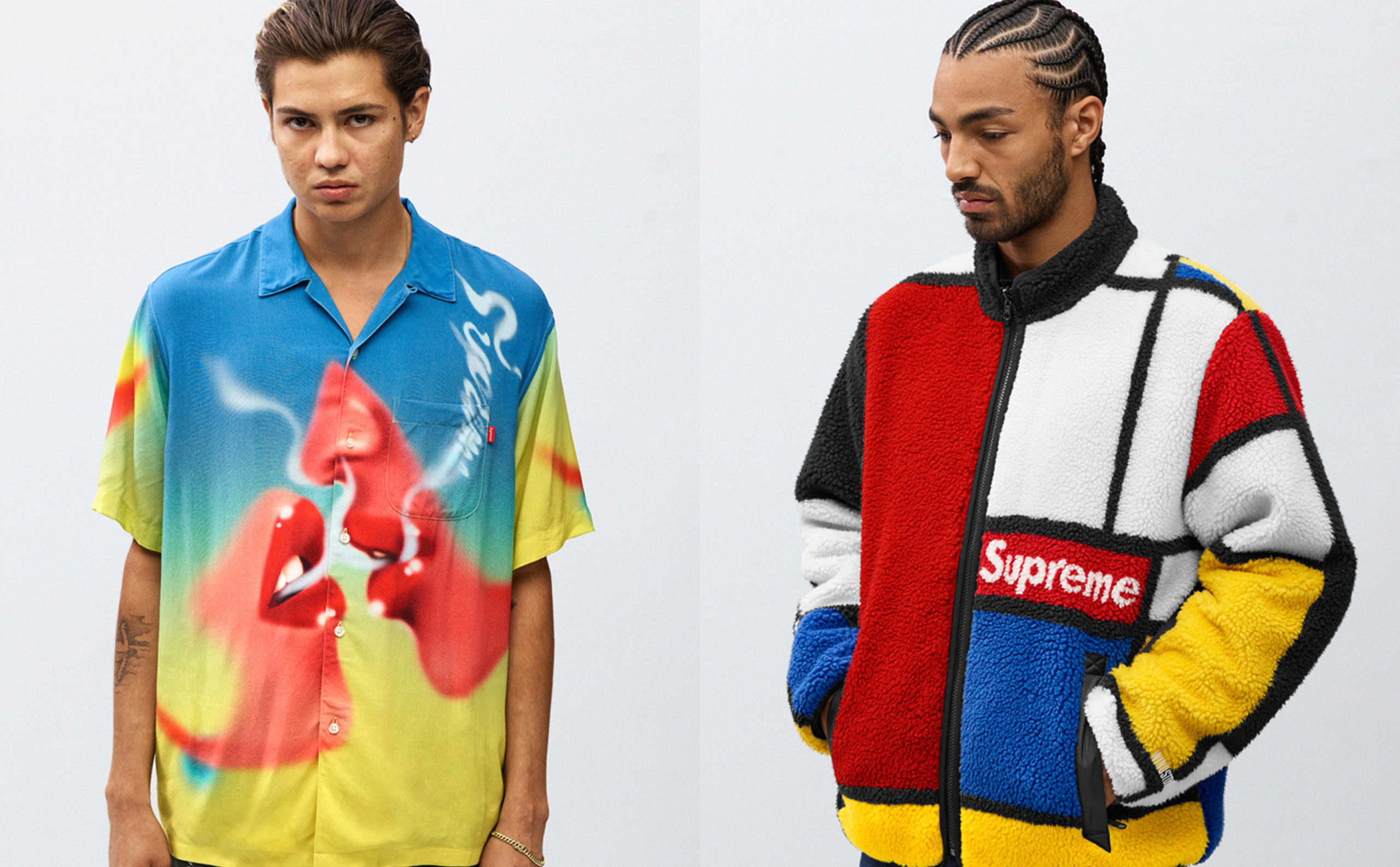 Supreme Releases its Fall/Winter 2020 Lookbook