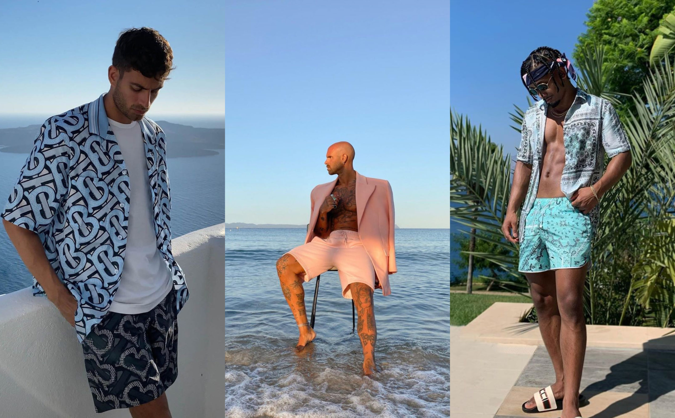 PAUSE Highlights: Summer Holiday Styles
