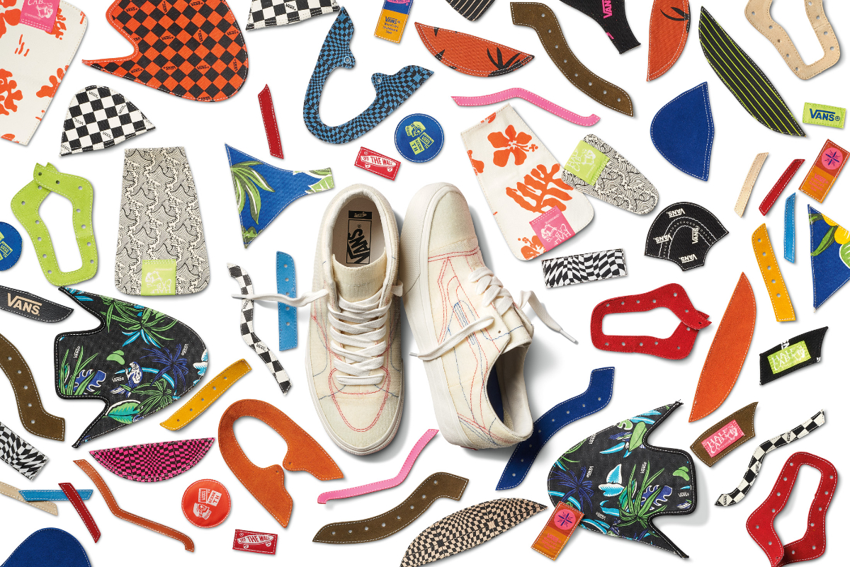 Vans and Taka Hayashi Forefront Customisation with Latest Sneaker