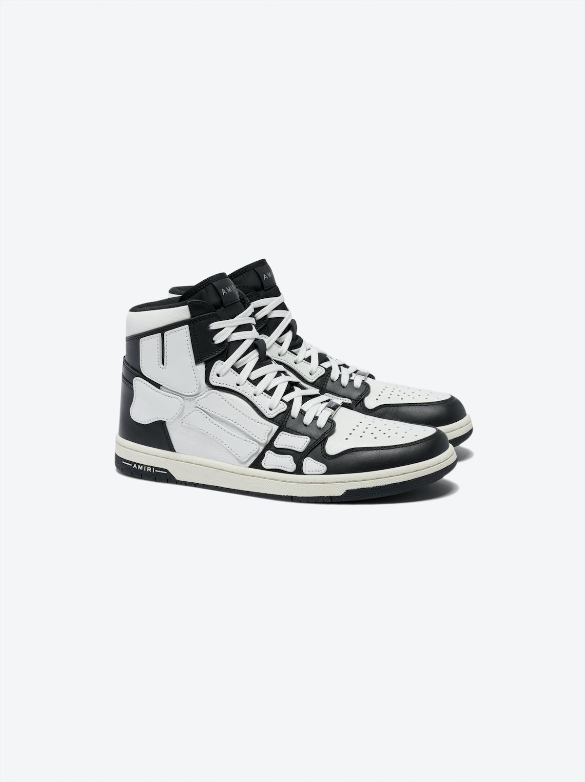 PAUSE or Skip: Amiri Skel-Top Sneaker x @burberry.erry