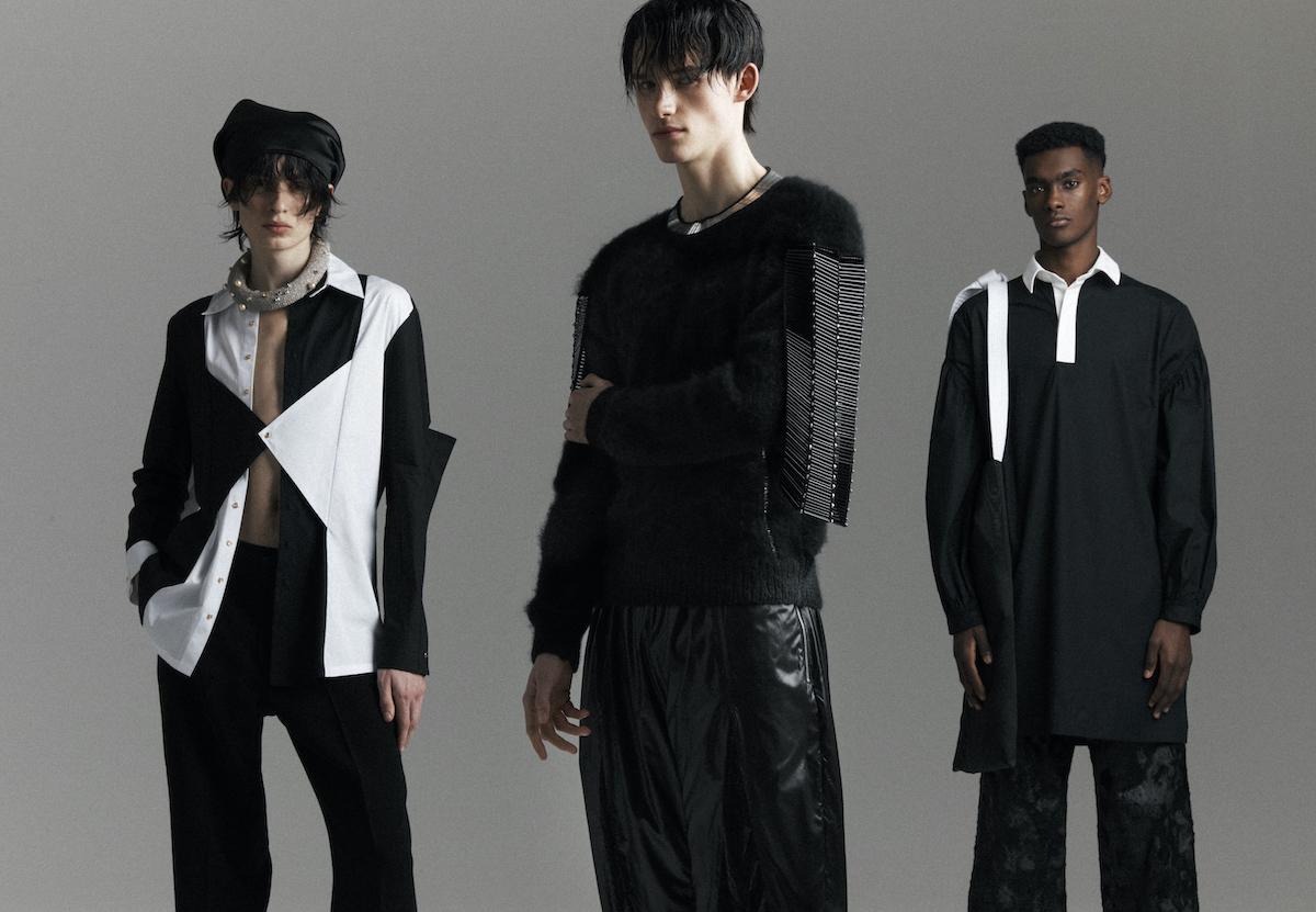 London Designer NICOMEDE Unveils Episode 2 Lookbook