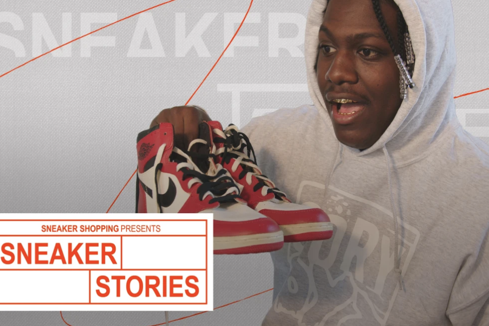 Lil Yachty Shows Off His Rare Shoe Collection in Latest Episode of Sneaker Stories