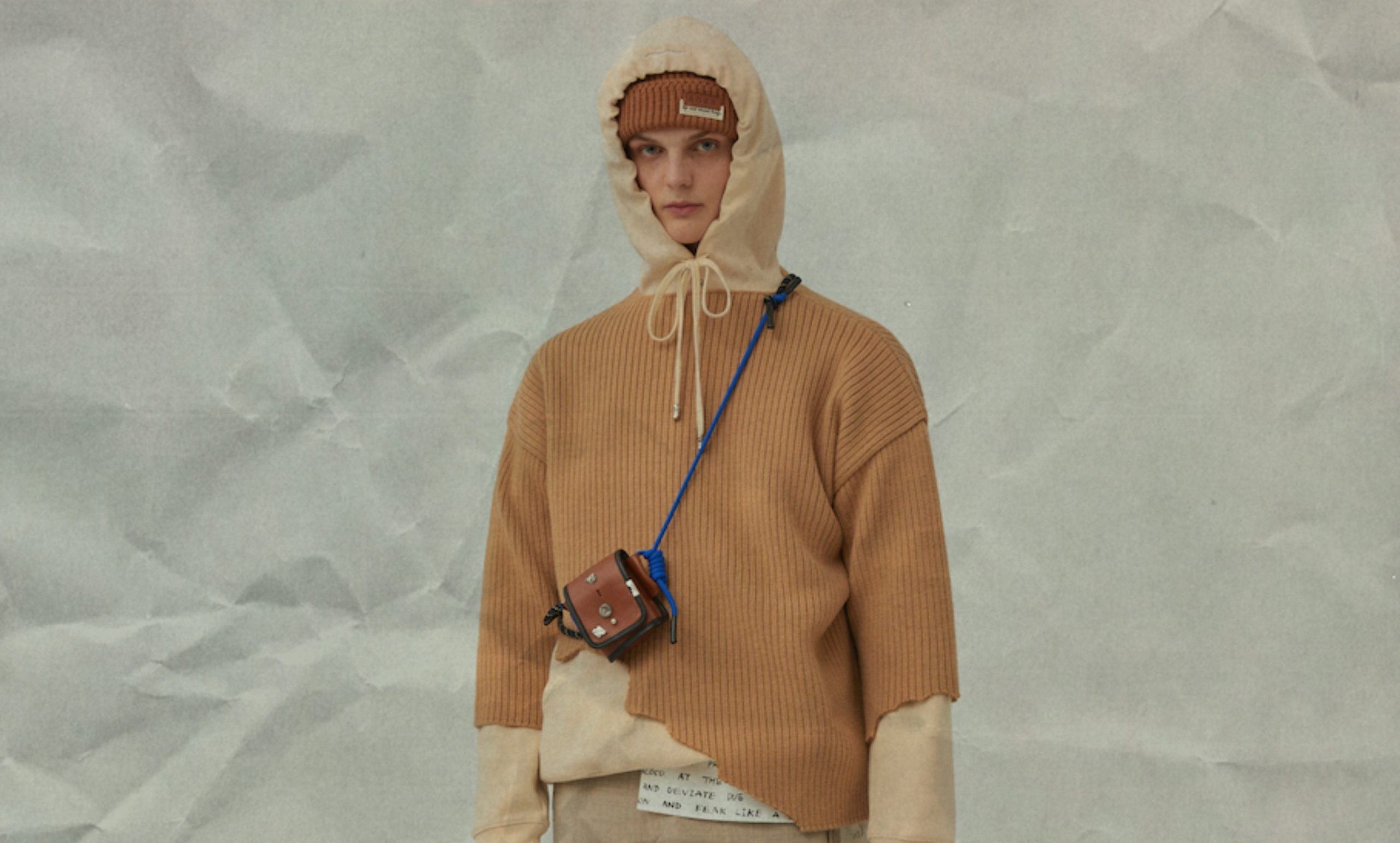 ADER Autumn/Winter 2020 'BLUESSOM' Collection