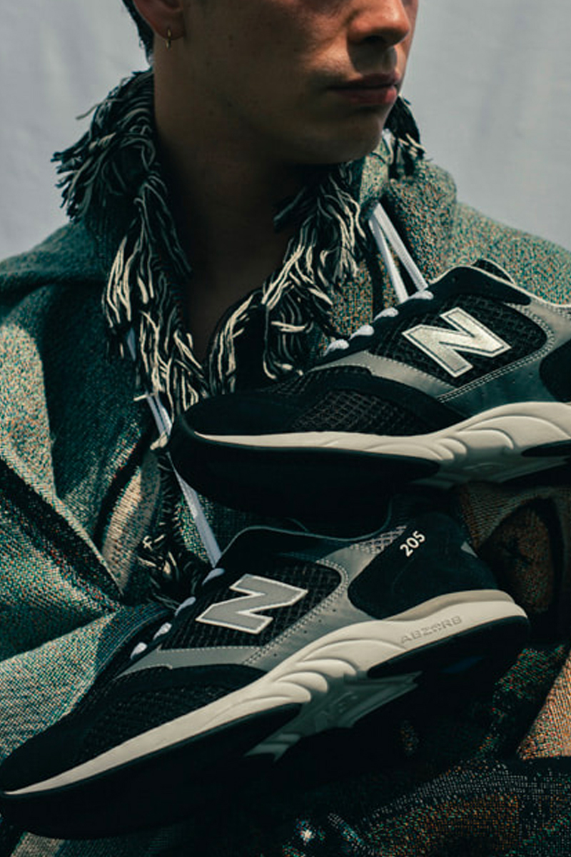 Beams Revive New Balance's Archive COMP800. Sneakers