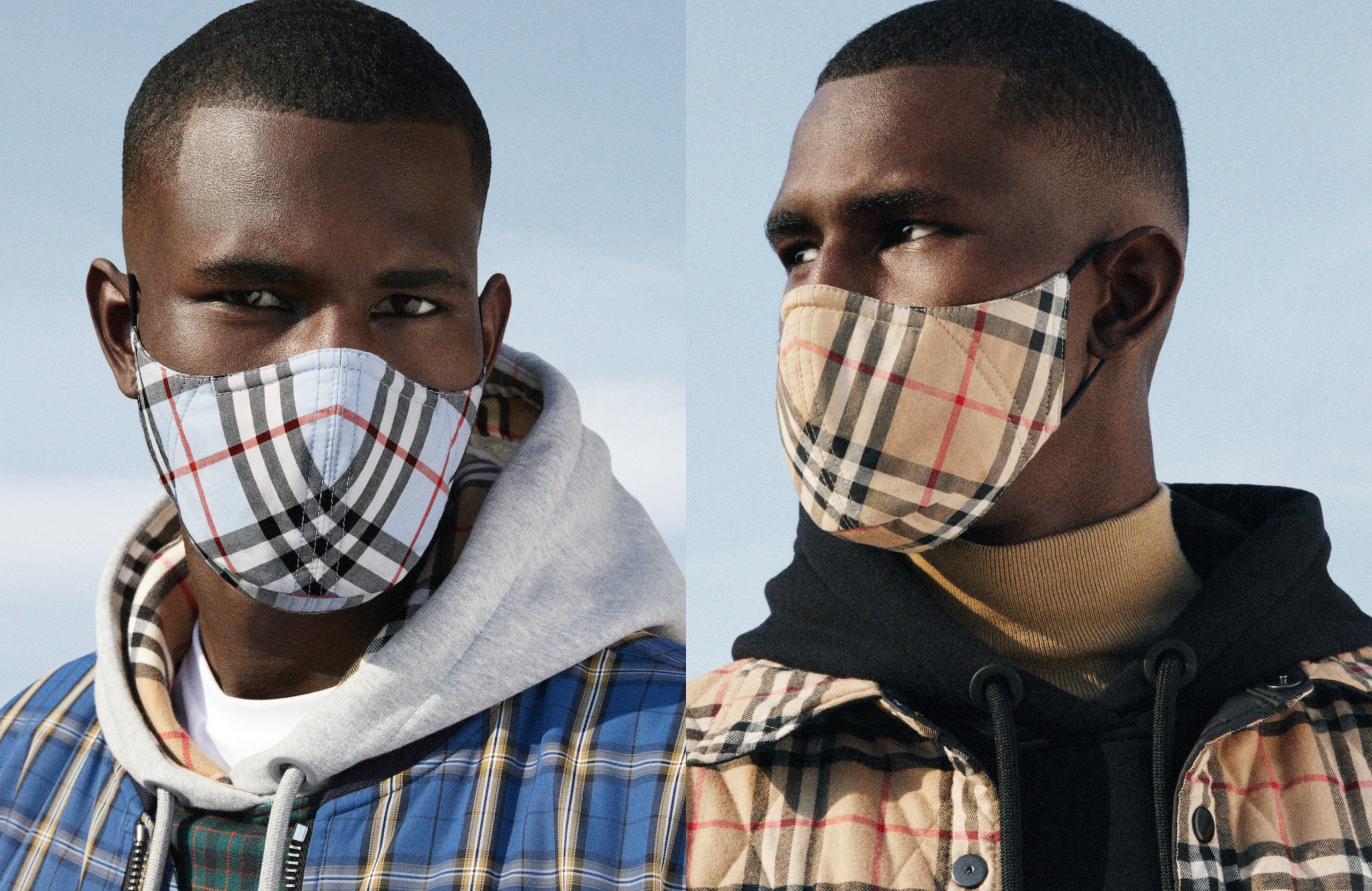 PAUSE or Skip: Burberry Face Masks