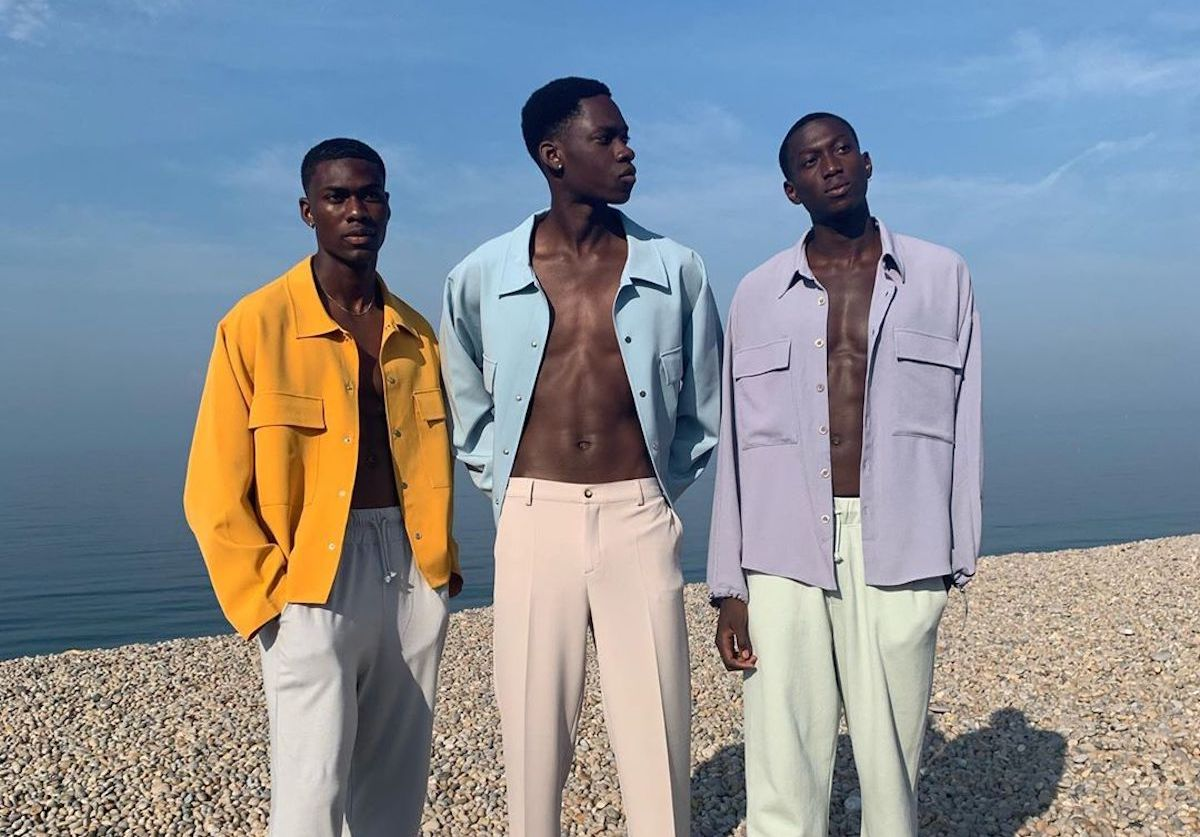 More Pastel Perfection from COLD LAUNDRY's Redemption Collection