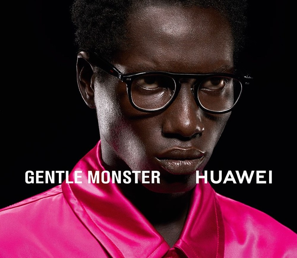 Gentle Monster & Huawei Preview Tech-Led Eyewear Collab