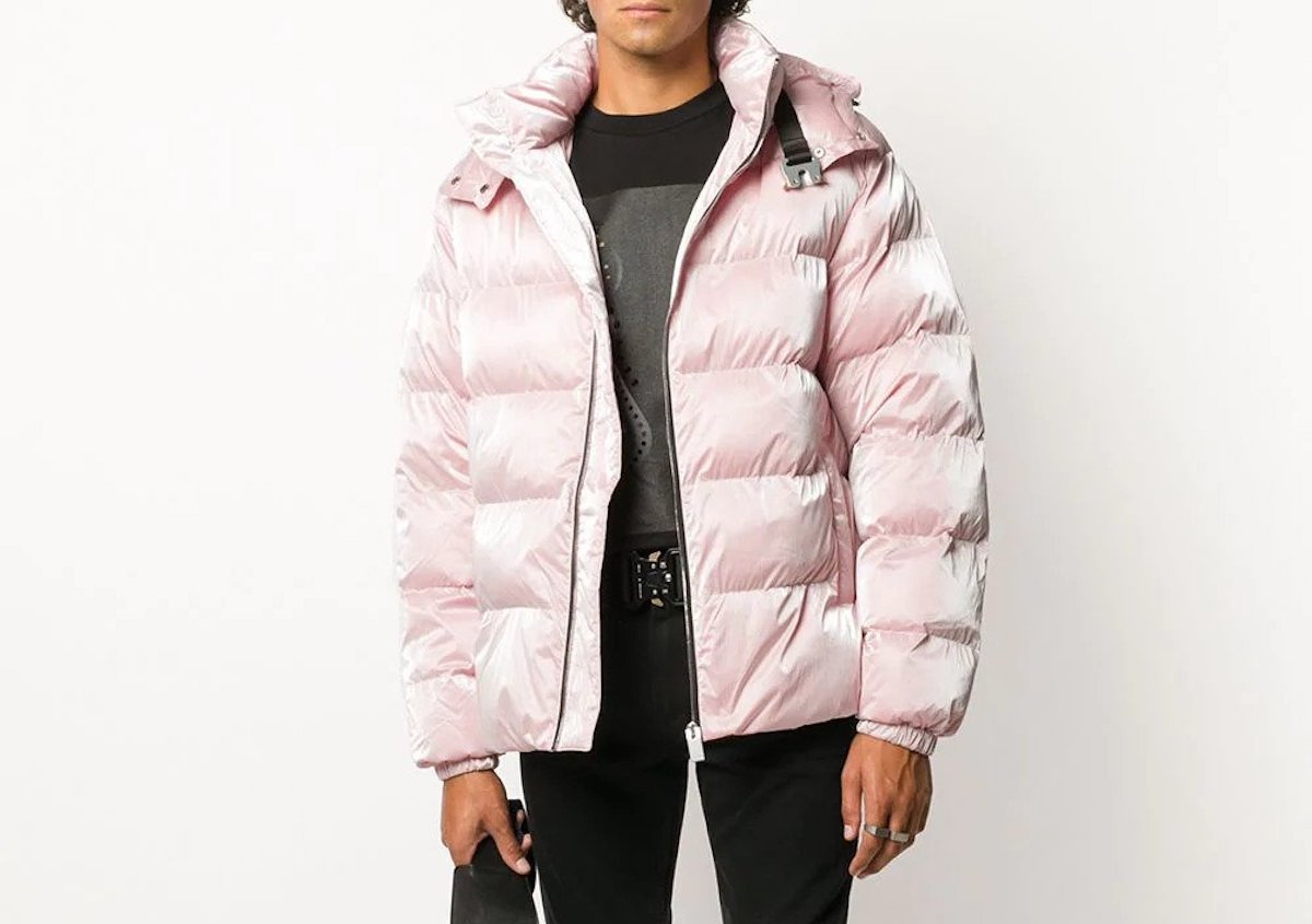 PAUSE or Skip: 1017 ALYX 9SM Pink Puffer Jacket