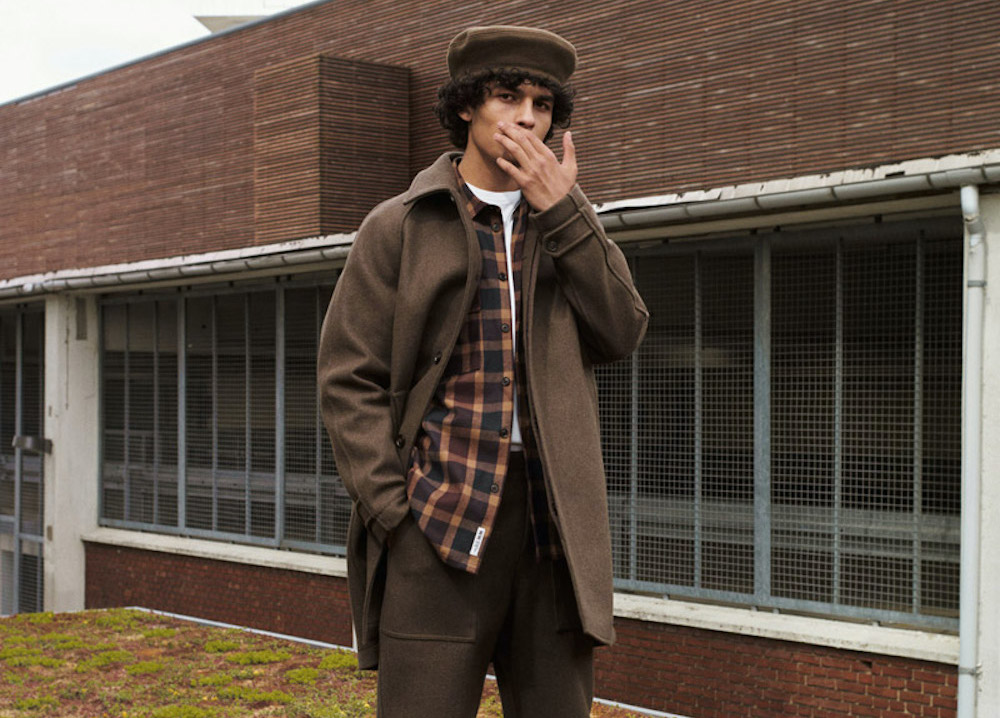 Wood Wood Take Traditional Approach to AW20′ Dressing