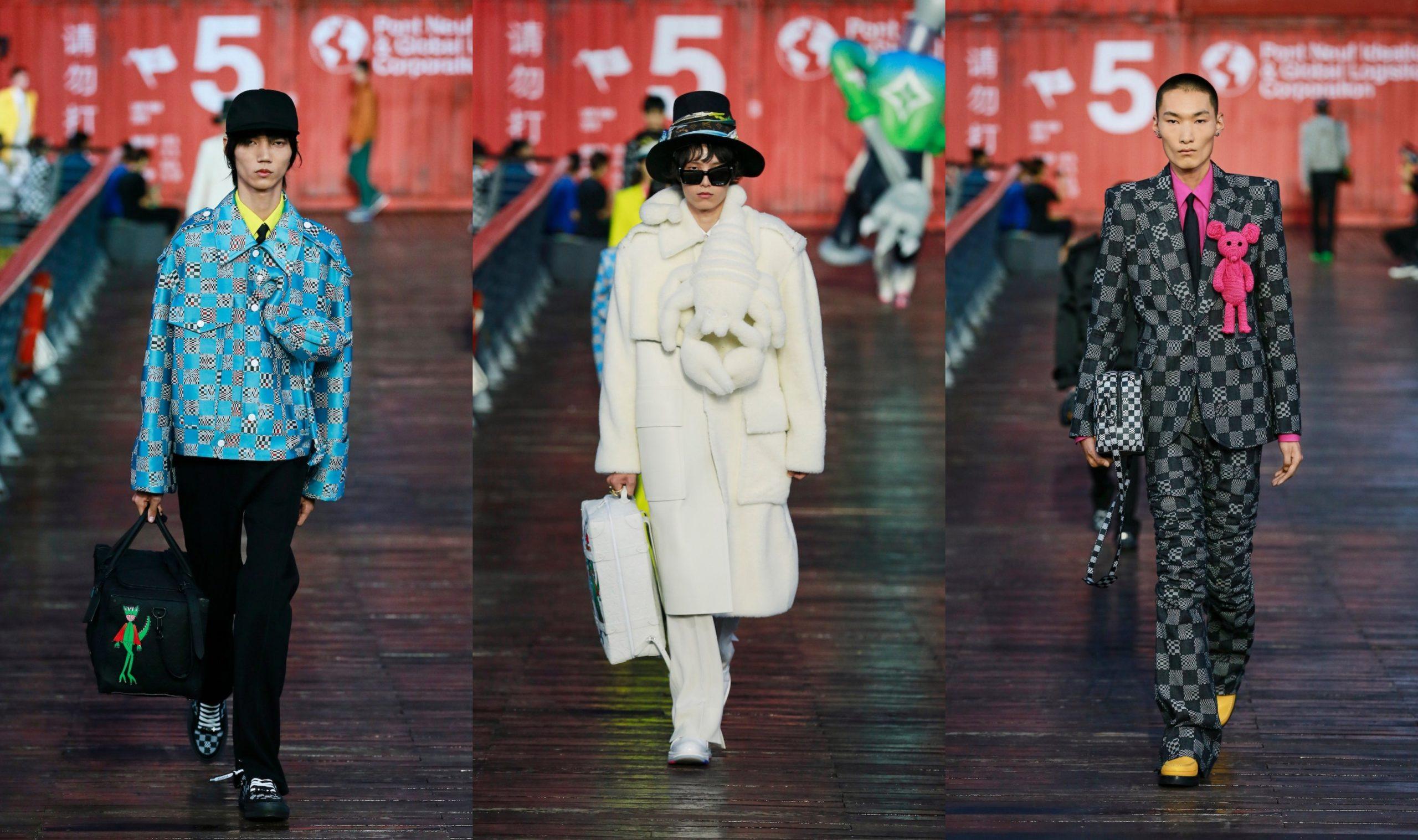 Louis Vuitton Menswear Spring/Summer 2021 Collection