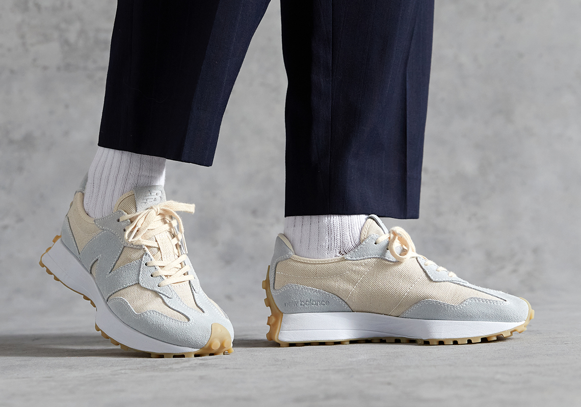 New Balance Champion Sustainability with Latest 327 Release