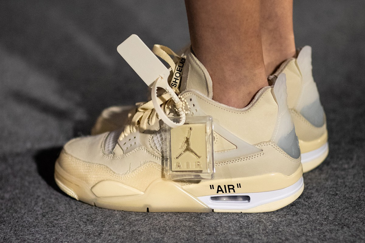 Delving Deeper Into 2020's Most Hyped Collab: The Off-White x Nike Air Jordan 4