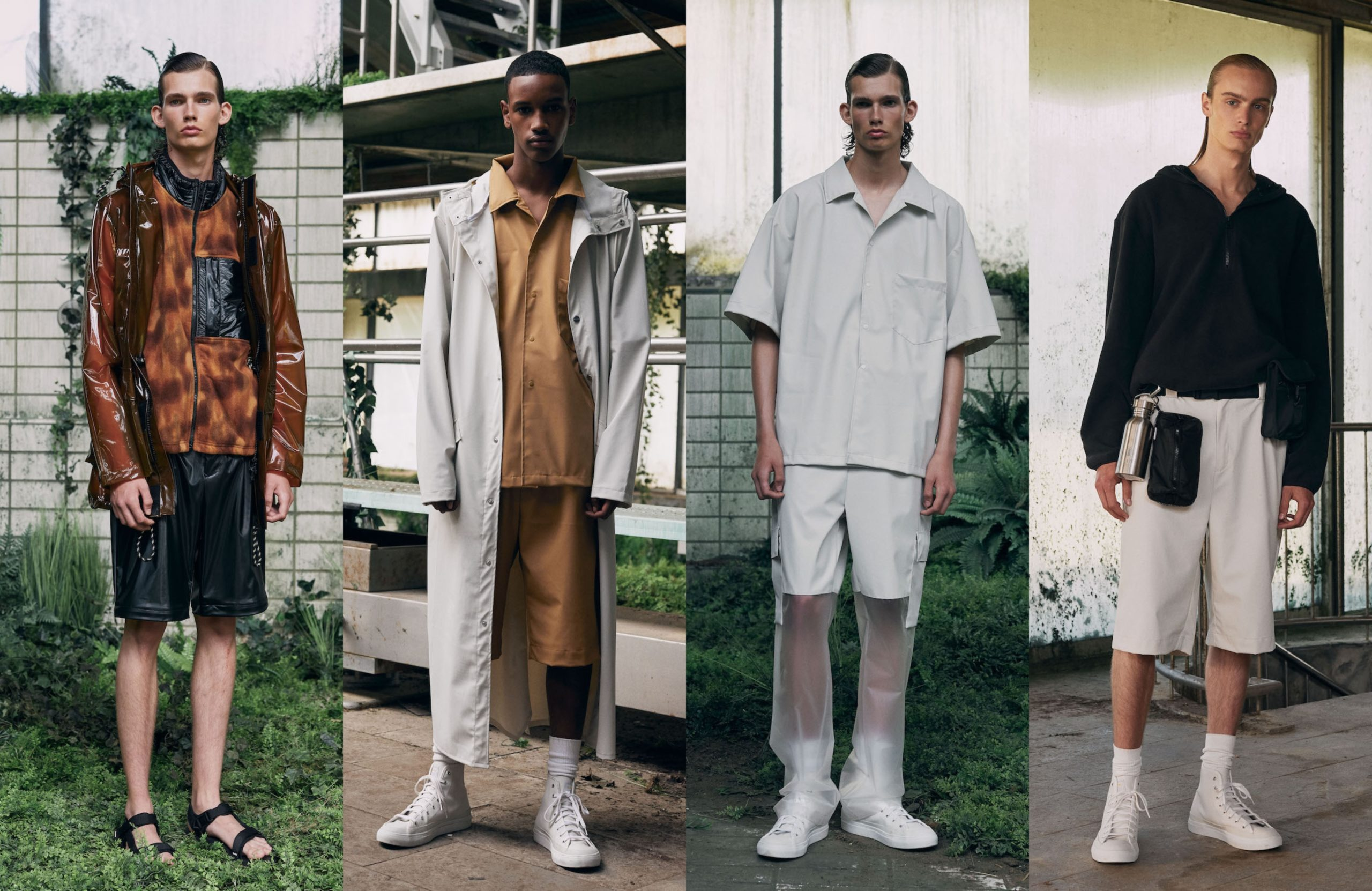 CPHFW: RAINS Spring/Summer 2021 Collection