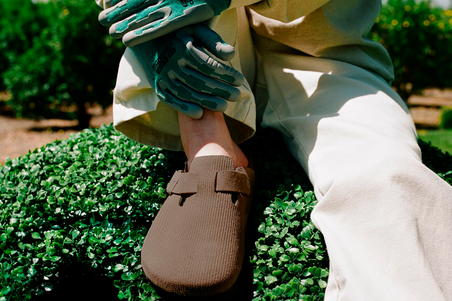 Stussy Customises a Classic Pair of Birkenstock Clogs for Latest Collaboration