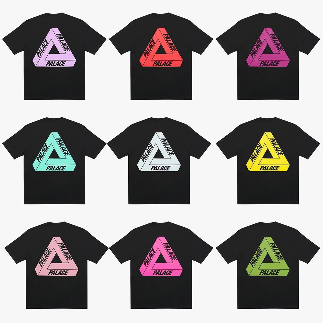 Palace's Latest Tri-Ferg T-Shirts Benefit the Stephen Lawrence Charitable Trust