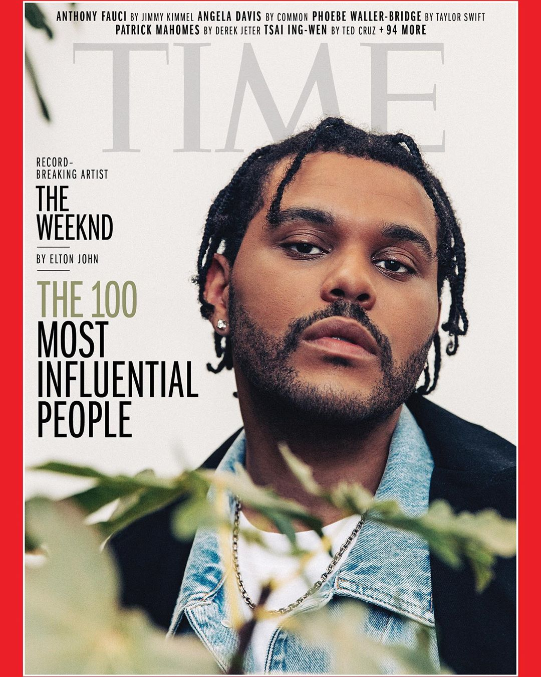 The Weeknd Makes Time's '100 Most Influential People of 2020' List – PAUSE  Online | Men's Fashion, Street Style, Fashion News & Streetwear