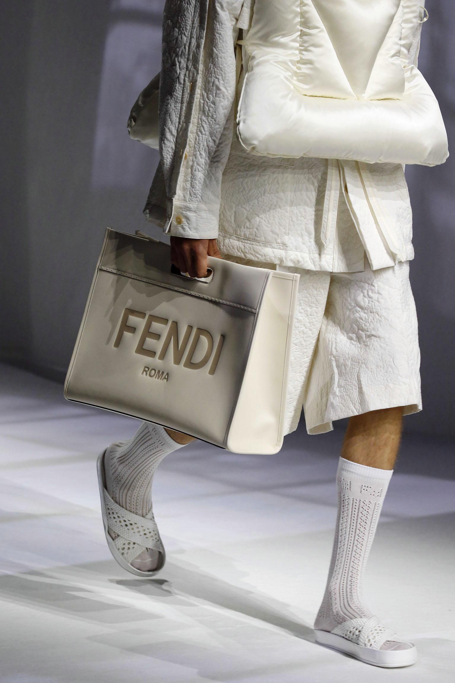 Details from Fendi Spring/Summer 2021 Show
