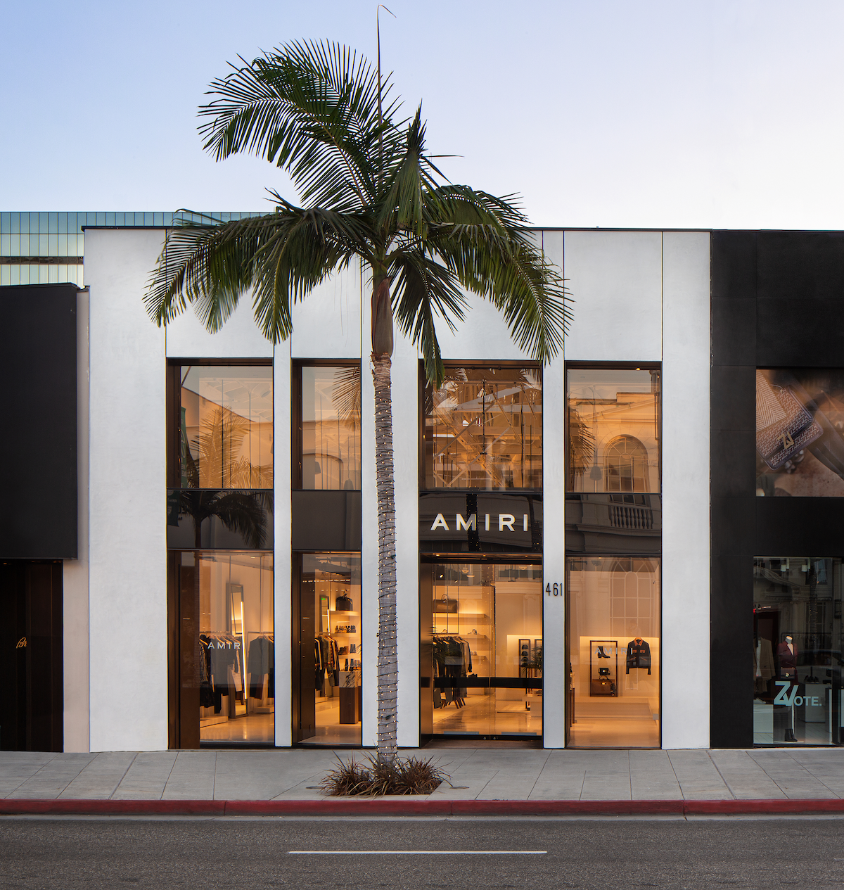 AMIRI Unveil New Rodeo Drive, Los Angeles Flagship Store