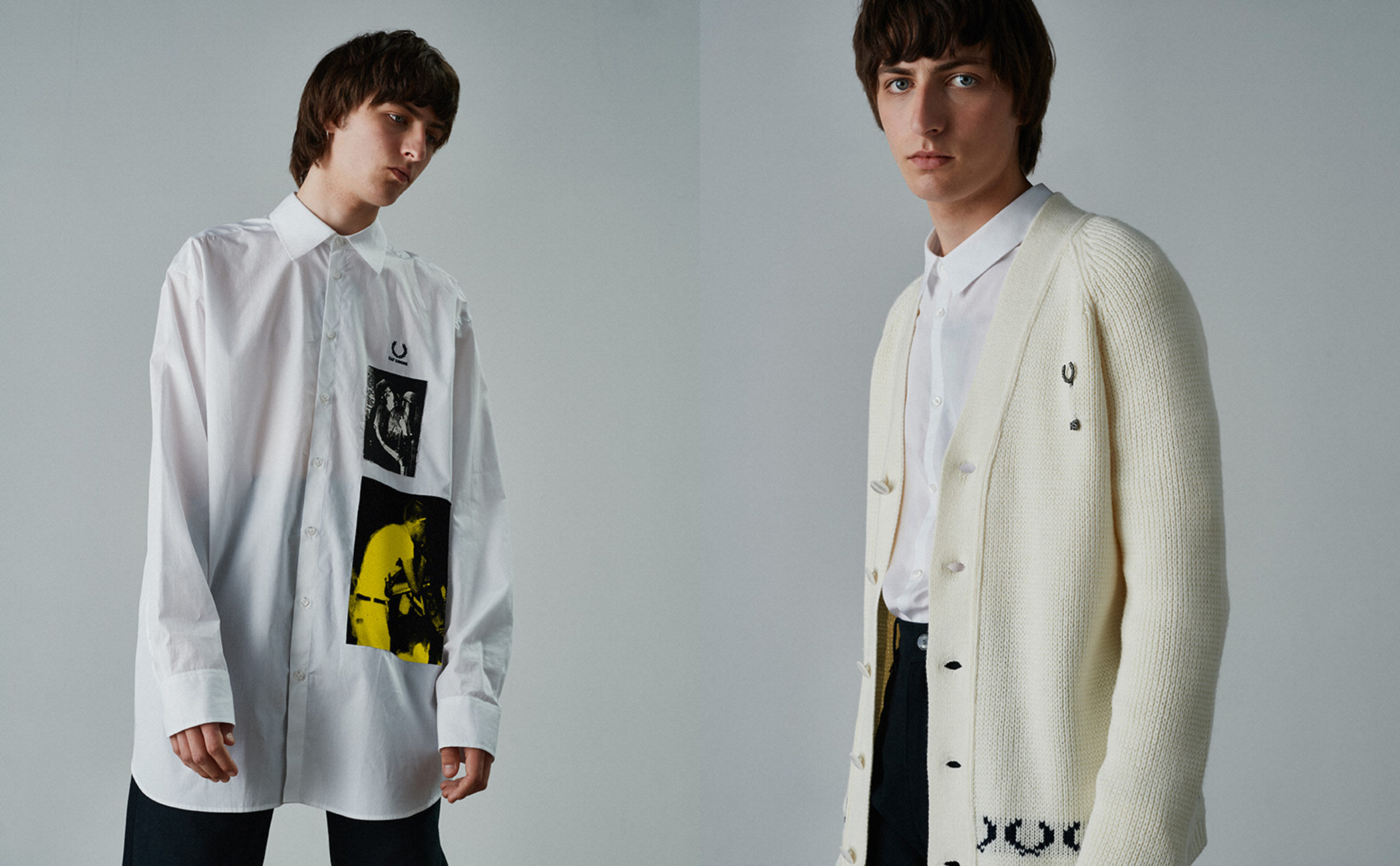 Raf Simons Captures the Energy of Iconic London Venue with Fred Perry