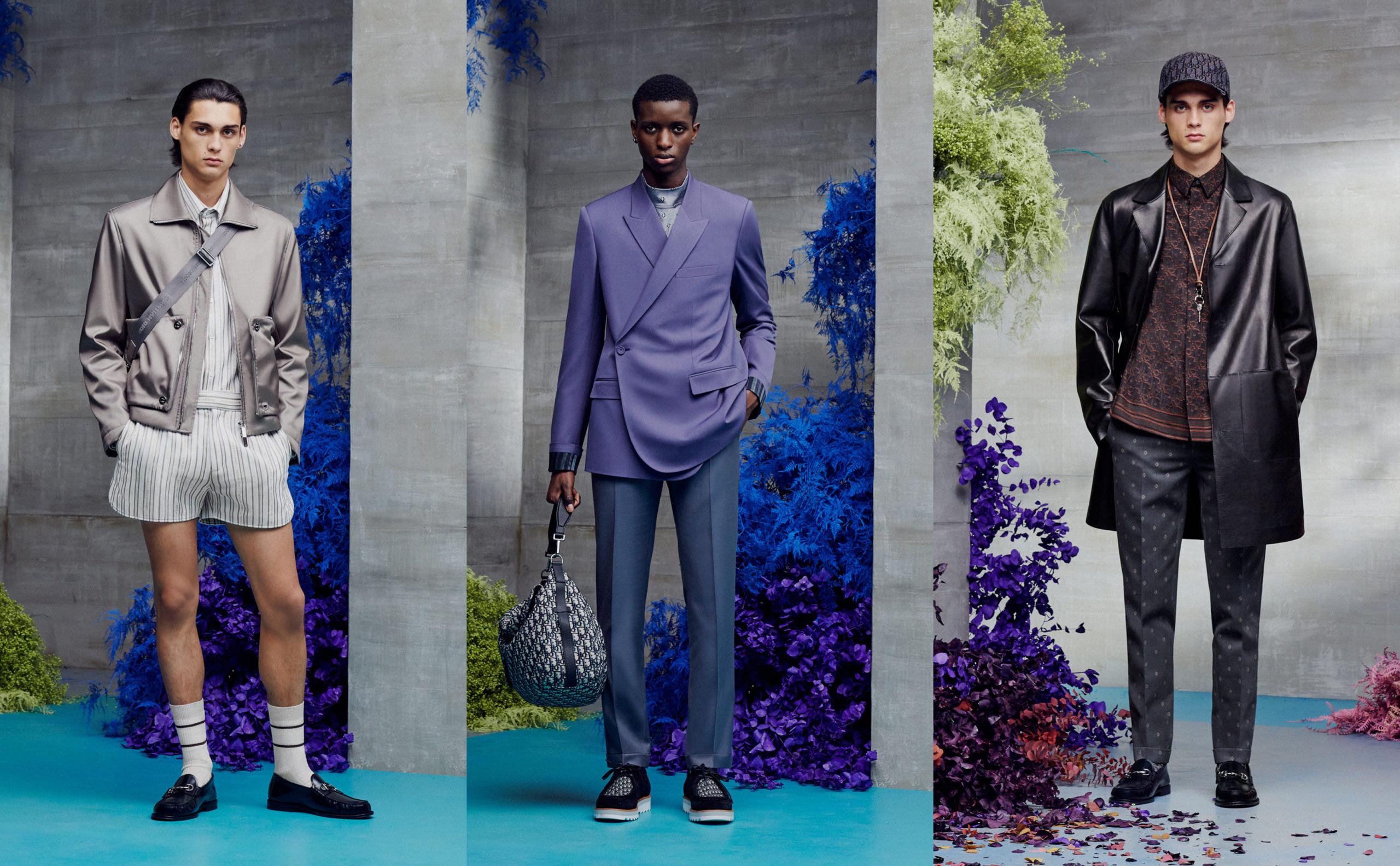 Dior Men Unveil Resort 2021 Collection
