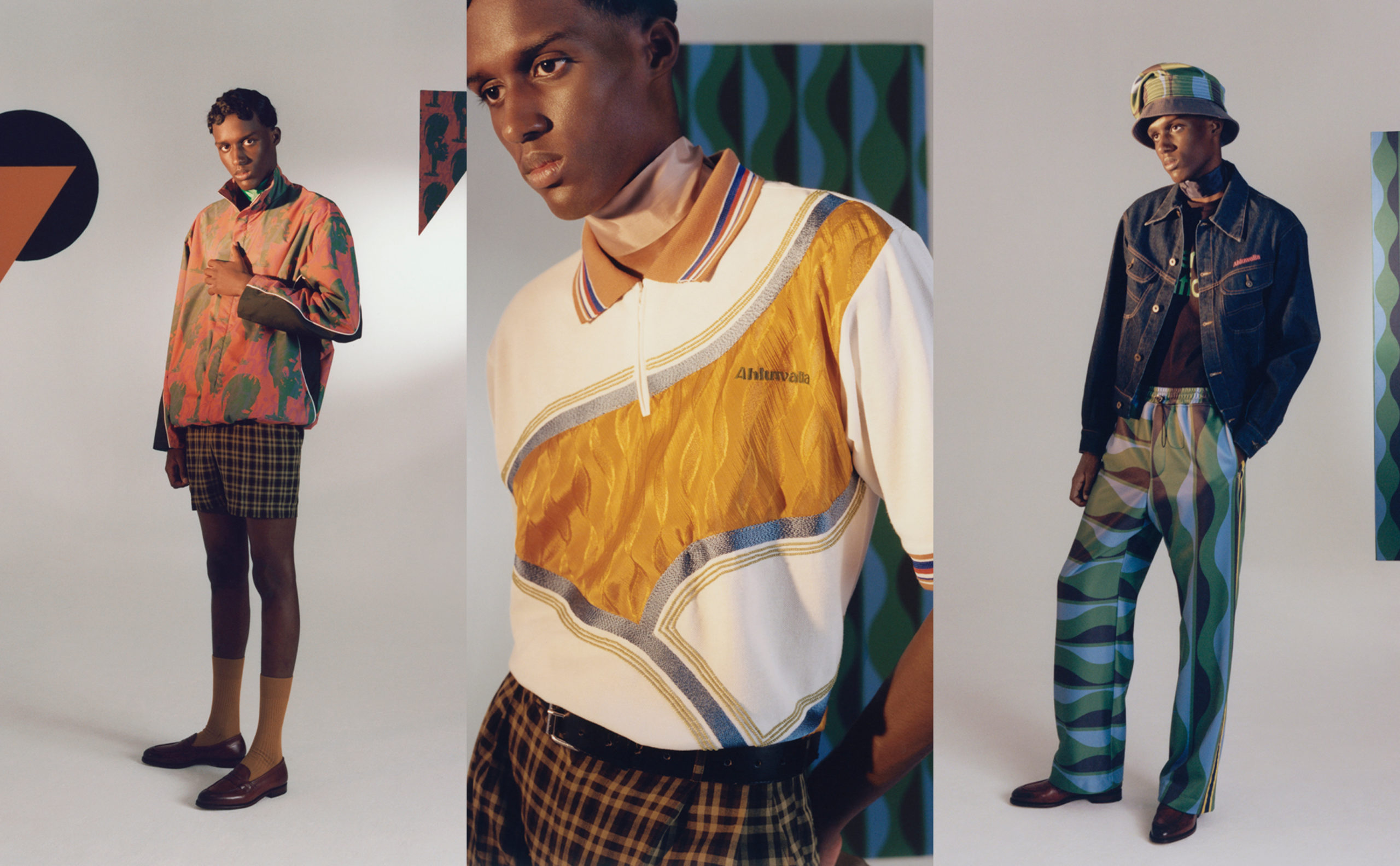 LFW: Ahluwalia Spring/Summer 2021 Collection