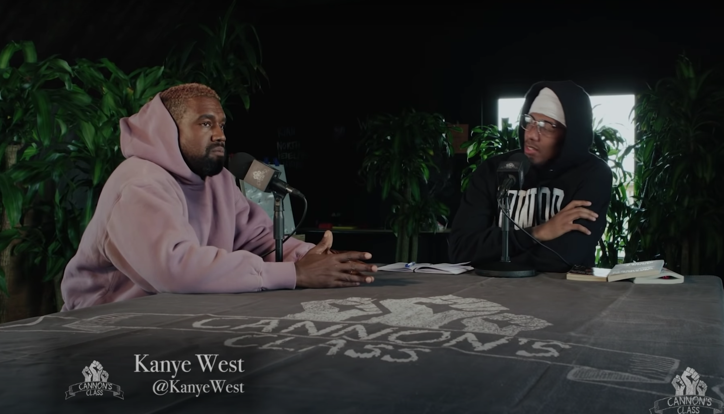 Kanye West talks Career, Virgil, Vuitton & more with Nick Canon