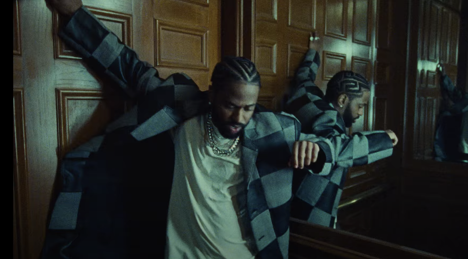 SPOTTED: Big Sean in Lithuania Music Video Featuring Travis Scott