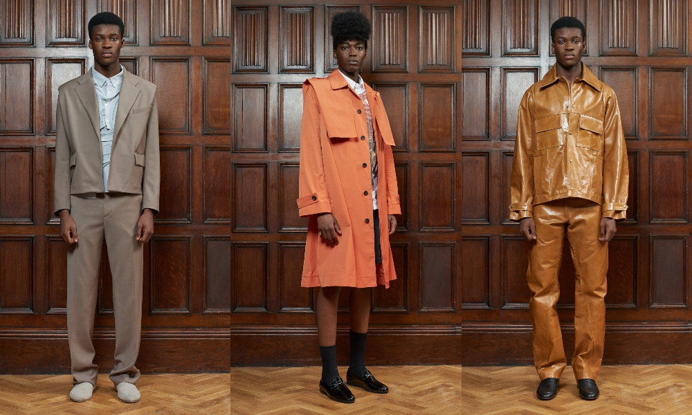 LFW: Bianca Saunders Spring/Summer 2021 Collection