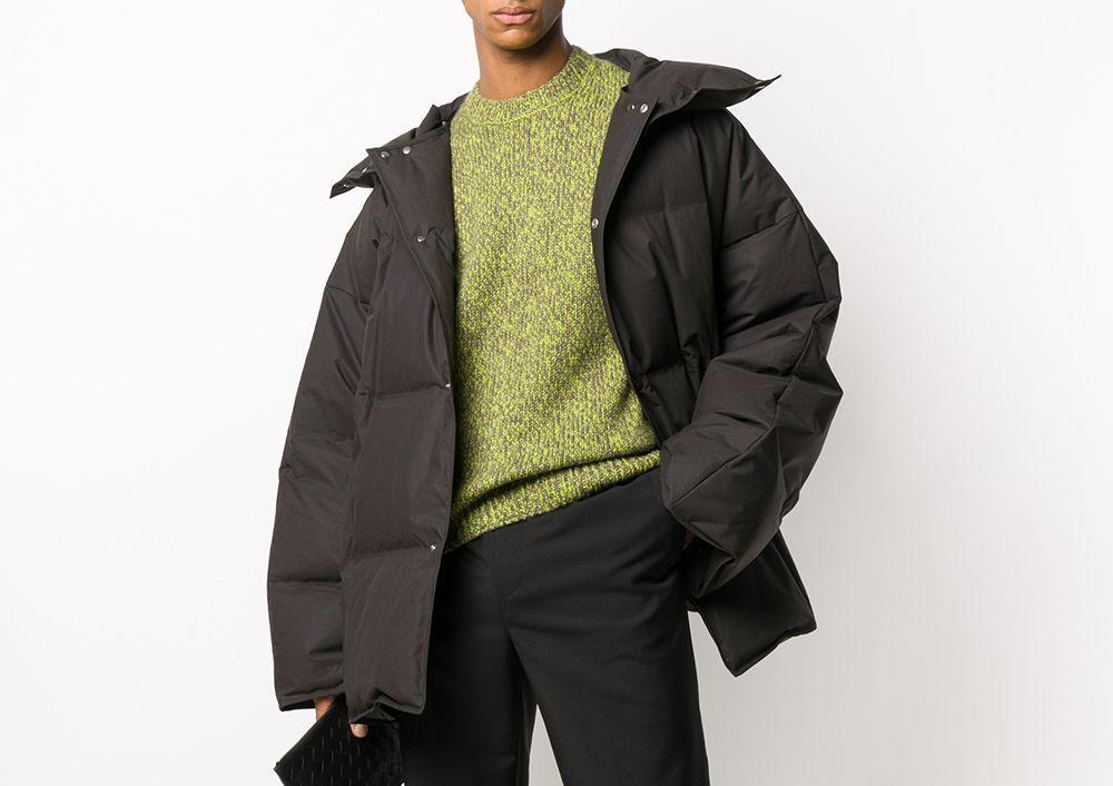 PAUSE or Skip: Bottega Veneta Oversized Padded Coat