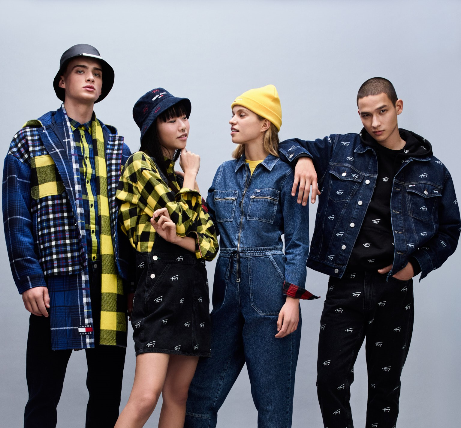 Tommy Jeans Forefronts Sustainability in AW20 Collection