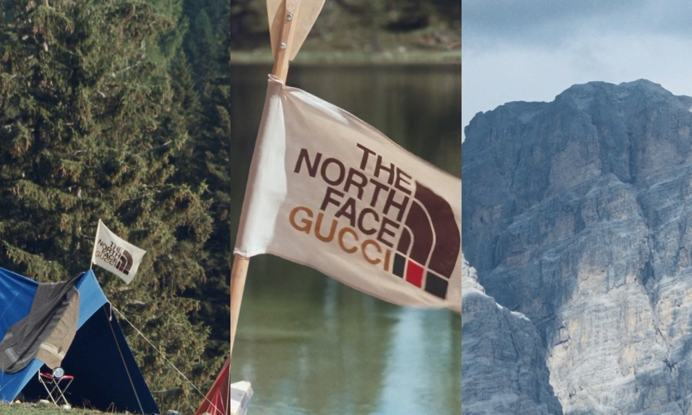 Gucci & The North Face Unveil Upcoming Collaboration