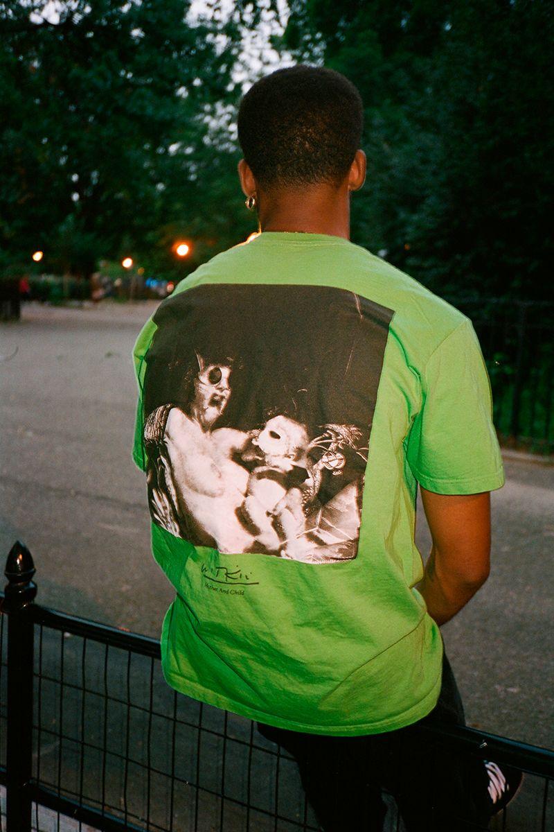 Supreme Taps Photographer Joel-Peter Watkins for Dark Graphics