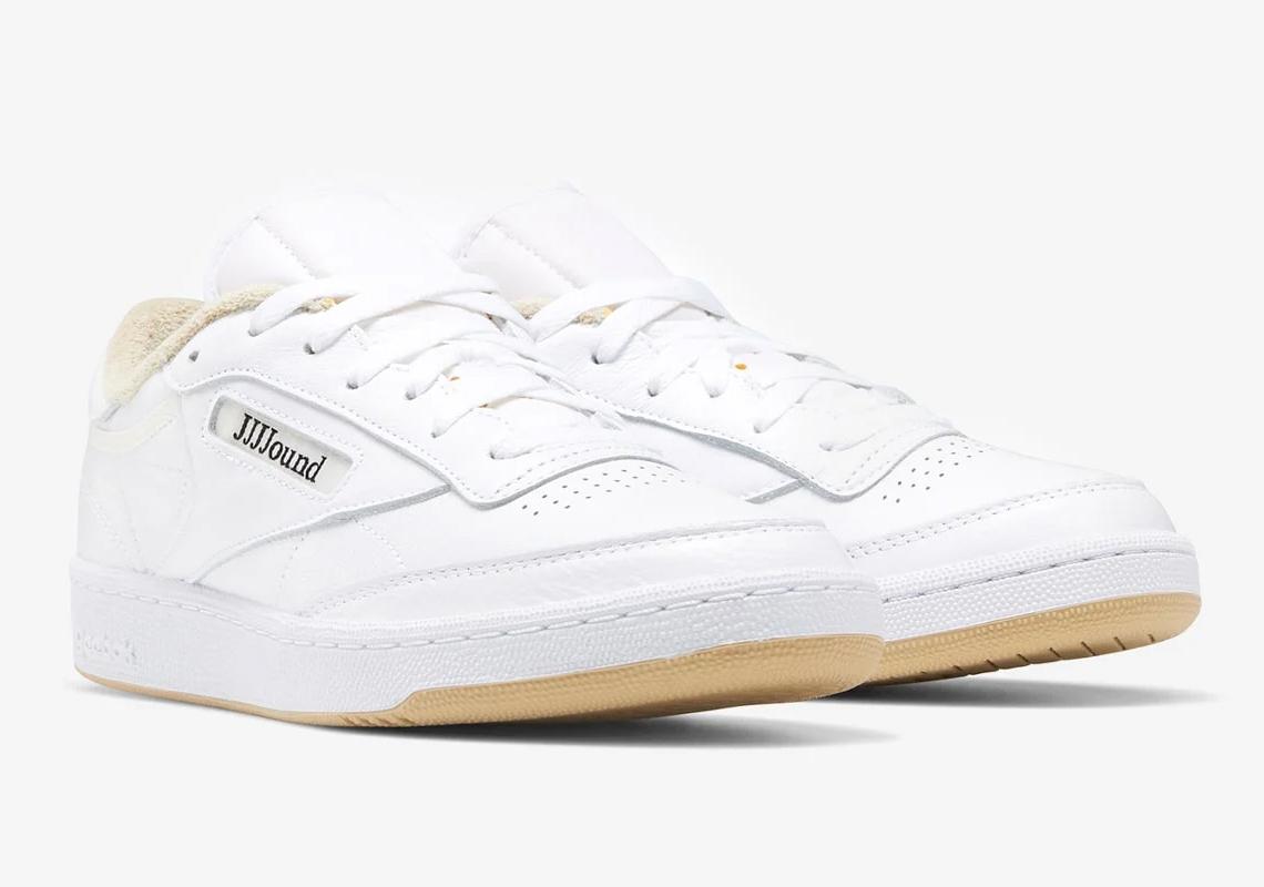 JJJJound Adds its Minimalist Touch To Reebok's Club C Sneaker