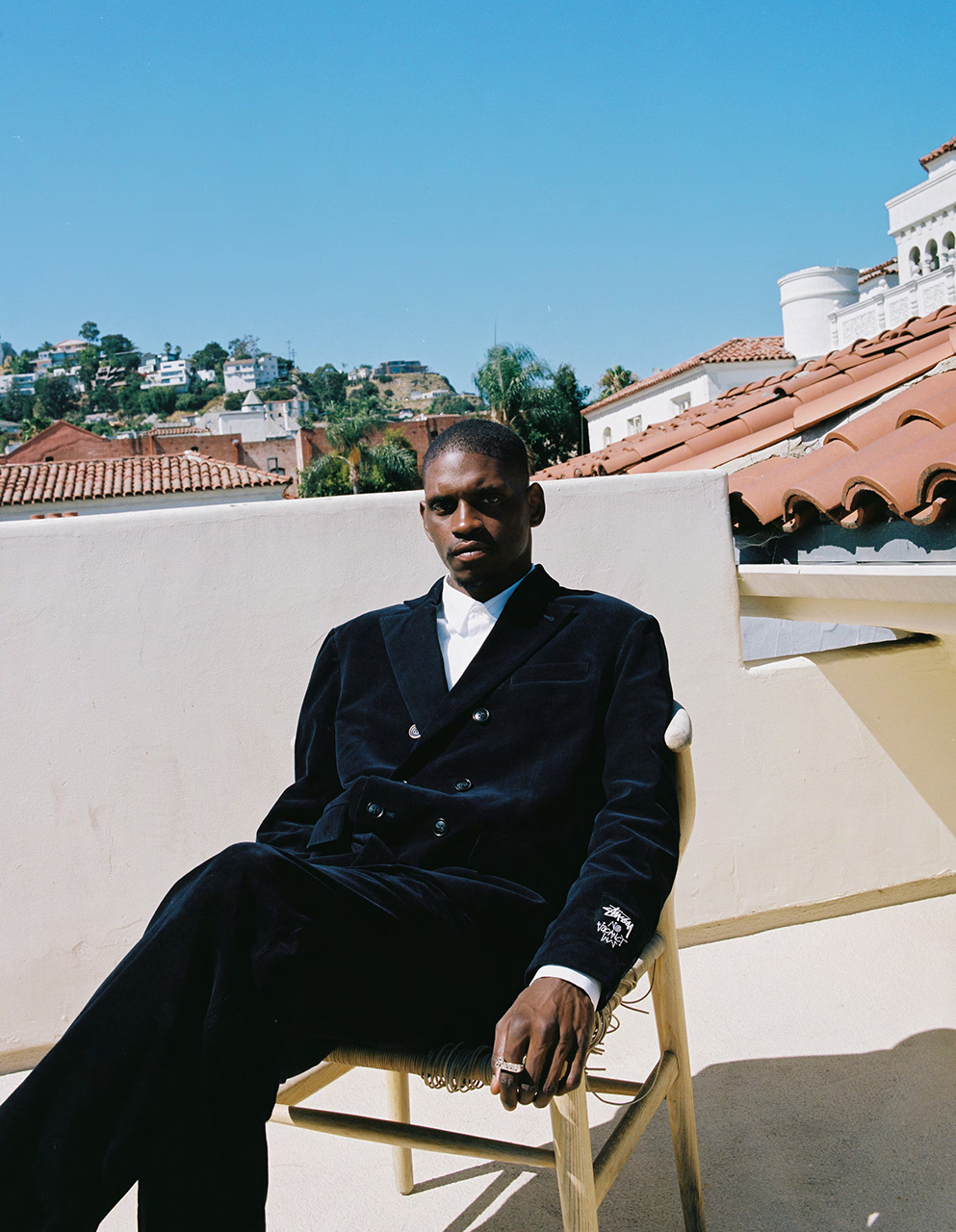 A$AP Nast Models No Vacancy Inn and Stussy's Collaborative Collection