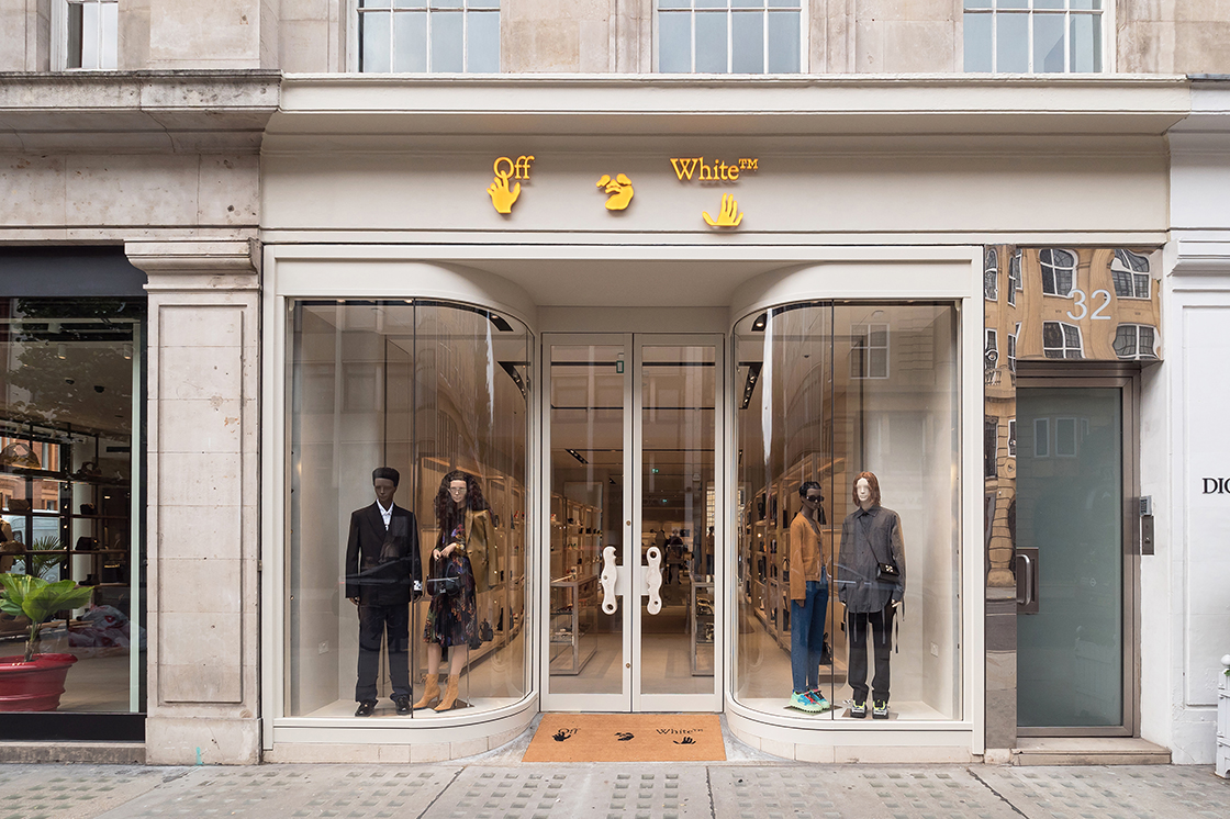 Off-White Announces London Flagship Store