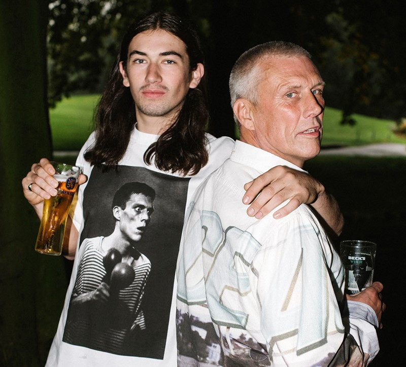 Palace Pay Ode to Happy Mondays in Latest Collection