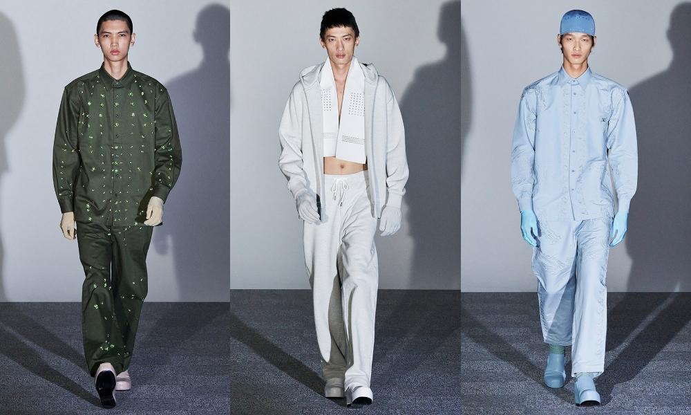 LFW: Xander Zhou Spring/Summer 2021 Collection